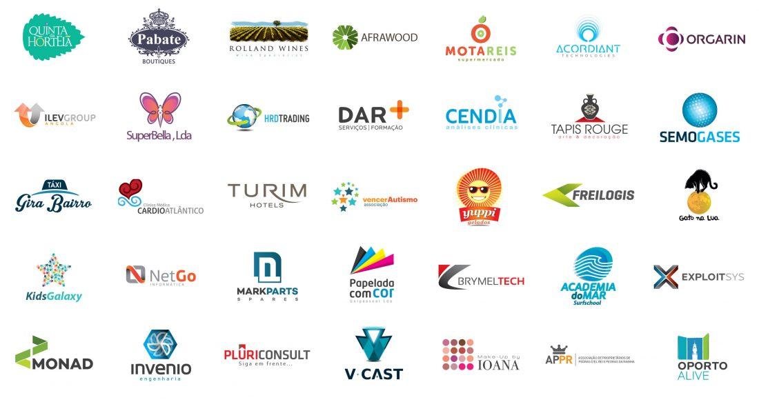 Lista de logotipos