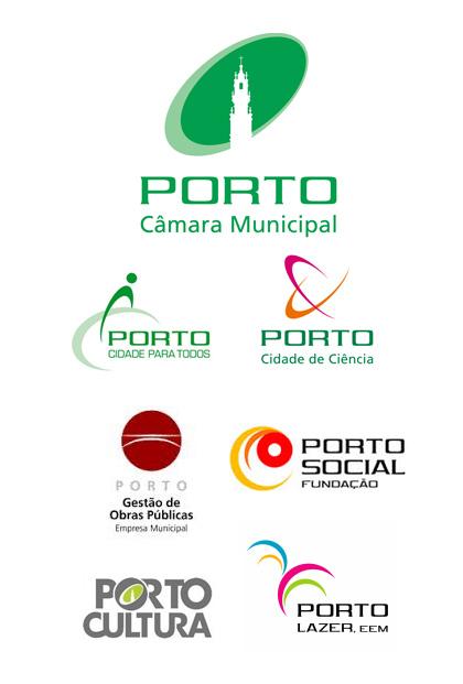 """«Legenda: A antiga """"família"""" gráfica do da C.M. Porto»"""