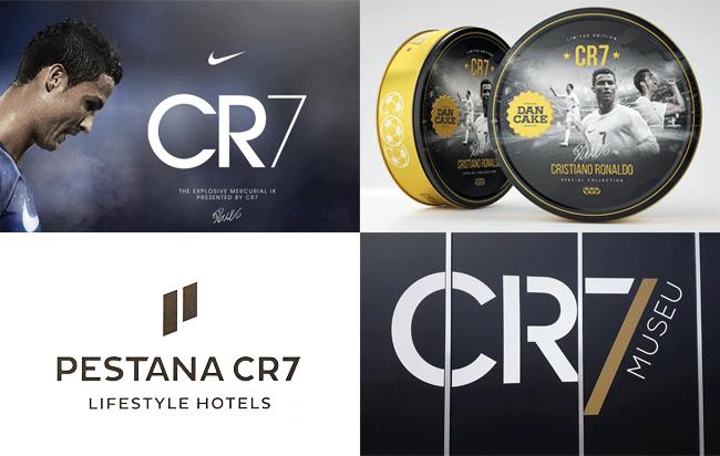 CR7-marcas