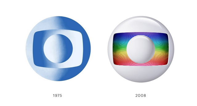 O logo inicial de Donner e o mais actual do mesmo designer.